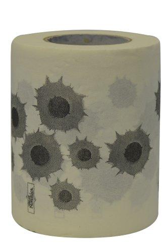 UPC 818947016684, Fairly Odd Novelties Bullet Holes Novelty Toilet Paper