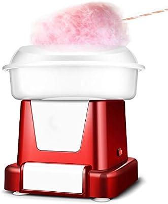 FXXJ Máquina de algodón de azúcar Gratis, Estilo Colorido Hace Caramelo Duro, azúcar sin azúcar, algodón de azúcar, Dulces caseros para Fiestas de cumpleaños: Amazon.es