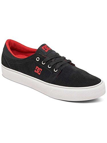 Shoes Trase red Dc Hombre Sd Para Black Zapatillas d50Tw0