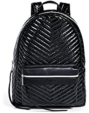 Women's Chevron Pippa Large Backpack