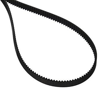 HTD 5M Close Timing Belt Rubber Drive Belt 15mm Width 225~500mm Perimeter Belt