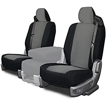 amazon com 2004 2008 ford f 150 two tone truck bucket seat covers
