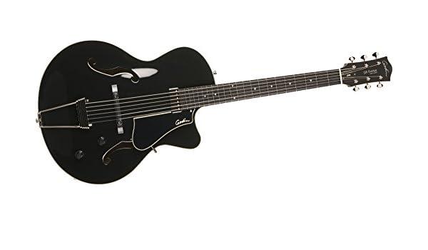 Godin 5th Avenue Jazz Guitarra Sunburst: Amazon.es: Instrumentos musicales