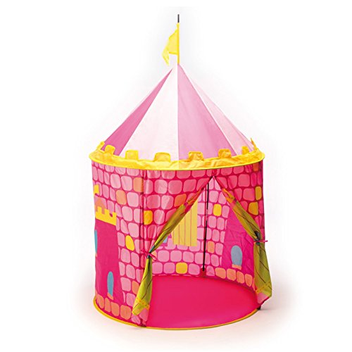 Pop-it-up Princess Castle Play Tent with ()