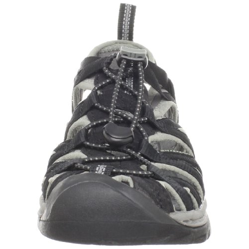 5124 Sandali Nero Outdoor Donna Gargoyle WHISPER BKGA Keen 4xgq8On
