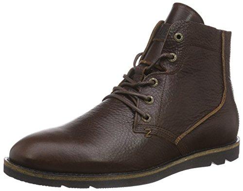 Hub Austin L80, Herren Chukka Boots, Braun (Dark Brown/Black 131), 43 EU