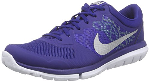 Slvr Flex Dp s Azul Plateado Running Men Ryl vltg Bl vlt Run 2015 Mtllc NIKE 4Cd7wq4