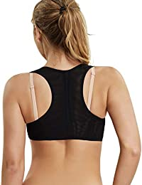 c7feeb75eab85 Posture Corrector Shapewear for Women Compression Bra Chest Brace Up  Support Tops Vest Shaper