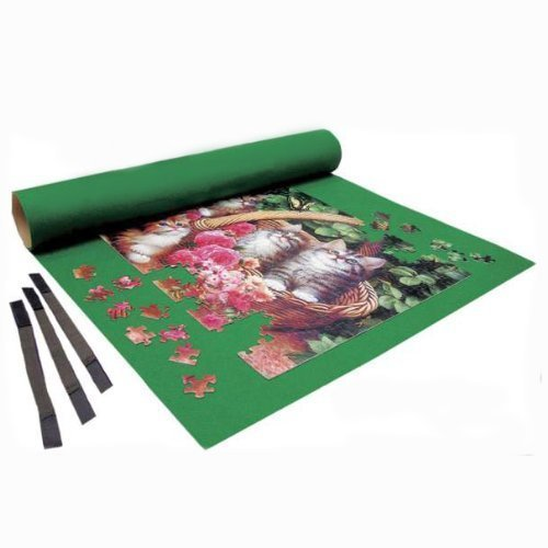 New Giant Puzzle Roll Up Mat zizzi