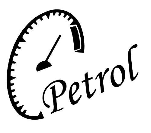 Cvanu Petrol Fuel Lid Side Car Sticker For Maruti Suzuki Alto K10 P