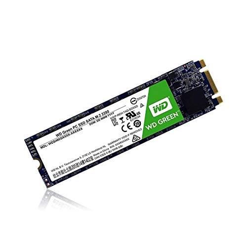 Western Digital WDS120G2G0B WD Green 120 GB Internal Solid State Drive - SATA - M.2 2280, 120GB ()