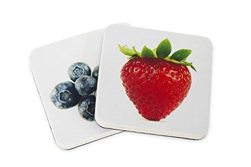 (First Fruits Collectible Wooden Magnet Set)