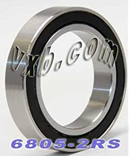 6804Z Bearing 20x32x7 Shielded VXB Ball Bearings