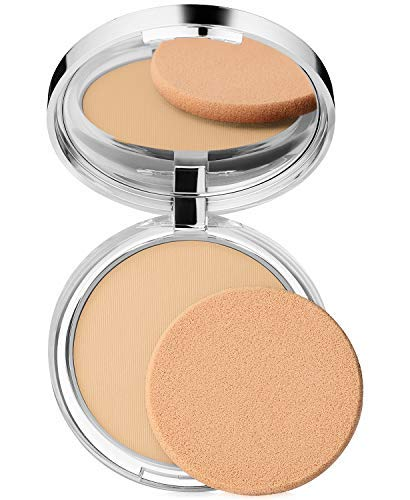New! Clinique Stay-Matte Sheer Pressed Powder, 0.27 oz / 7.6 g, 101 Invisible Matte (All Skin Tones) by Stay-Matte
