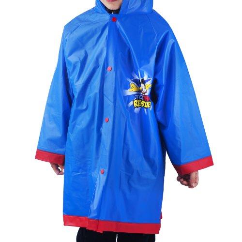 Mickey Mouse Boys Slicker Raincoat