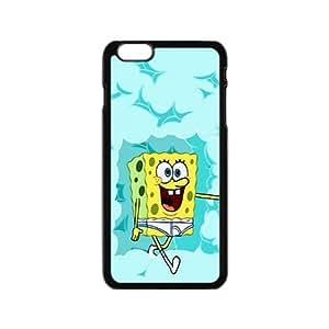 Happy SpongeBob Case Cover For iPhone 6 Case
