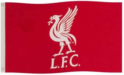 Liverpool F.C. Bandera de CC Producto Oficial: Amazon.es: Deportes y aire libre