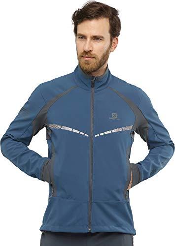 Salomon RS Warm Softshell XC Ski Jacket Mens