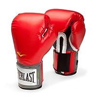 Guantes de entrenamiento Everlast Pro Style (rojo, 14 oz.)