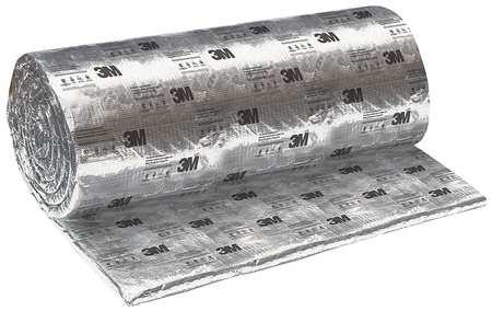 Fire Barrier Duct Wrap, 25 ft. L, 48 In. W - 3m Fire Wrap