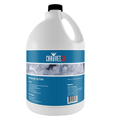 Chauvet Hdf Universal 1 Gallon of High Density Platinum Fog Juice Fluid