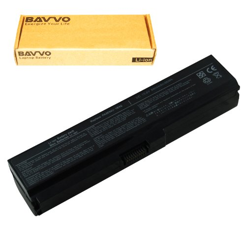 Bavvo 12-Cell Battery Compatible with Toshiba Satellite U400-10O