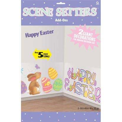 Happy Easter Scene Setter -