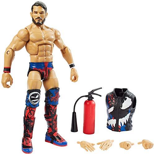 WWE Johnny Gargano Elite Collection Action Figure (Elite Mattel Wwe)