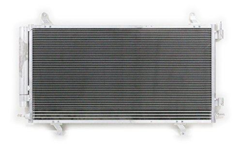 A-C Condenser - Pacific Best Inc For/Fit 4119 12-15 Chevrolet Camaro Convertible LT 12-12 Conv Coupe LS 12-15 Coupe LT/LS w/Receiver & Drier (A/c Condenser Chevrolet Camaro)