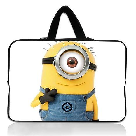 huado nuevo estilo Minion traje sombra portátil bolso ...