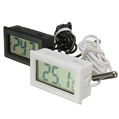 Gadget zone UK Mini Digital termómetro temperatura Monitor con ...