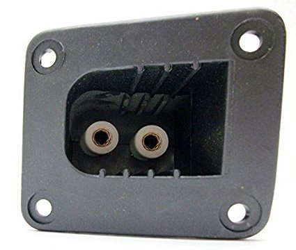 Dr. Accessories Powerwise Charger Receptacle for EZGO Golf Cart Medalist & TXT DCS/PDS Item # 73051-G29