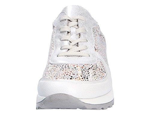 Sneakers Donna Skaters Hiroko-soft H64001 302 211 Bianco 392348 Bianco