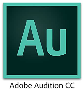 Adobe Audition CC | 1 Year Subscription (Download)
