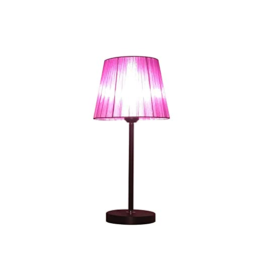 Amazon.com: Windsor Home Deco WH-63317Purple - Lámpara de ...