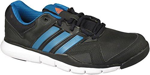 adidas 180 Cross-Formazione Scarpe black blue infra red