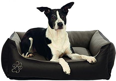 Trixie 37285 Cama Bino, Color marrón Oscuro/Taupe: Amazon.es: Productos para mascotas