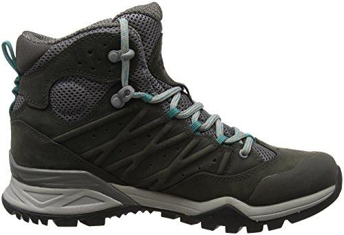 Femme The silver Gtx Chaussures Hh De North 4fz Hautes Hike q Ii porcelaingrn Md Grey Face Randonnée Gris W 0xgf70