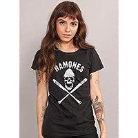 Camiseta Ramones Gabba Gabba Hey Feminina