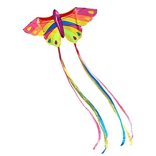 多彩な凧、飛ぶこと容易な屋外の蝶形の大人の大きい凧の子供のおもちゃのそよ風、2** 3.9M (色 : ピンク ピンク) B07Q2MWGMP B07Q2MWGMP ピンク, ヘアアクセサリーのコットンクラブ:76f872f6 --- ferraridentalclinic.com.lb
