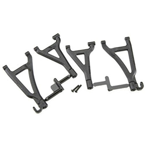 RPM 80692 Front Upper/Lower A-Arms Black 1/16 ()