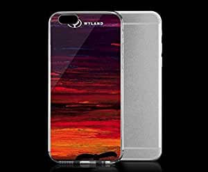 Light weight with strong PC plastic case for iphone 5 5s Artists Wyland Wyland Last Whale