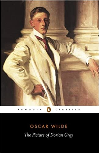 What was Oscar Wilde Trying to say about society in the Picture of Dorian Gray?