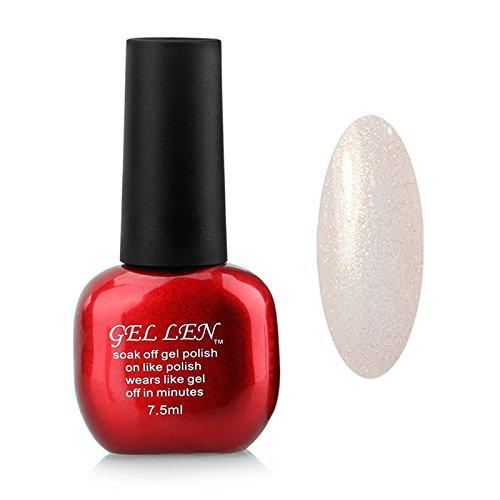 Gellen Nail Polish LED UV Gel Nails 1Pc Capacity 7.5ml Each