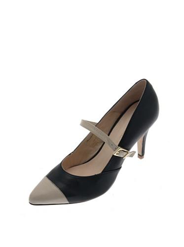 Zapatos Pascal beige Marino Janice Morabito Azul BRYq65w