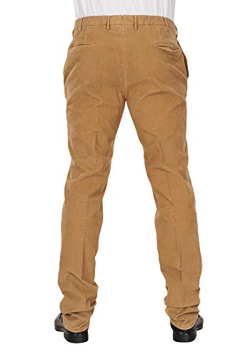 Incotex Pantalon Homme 54 Marron / Courtoy Taille normale Coupe droite R