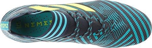 adidas Nemeziz 17.1 FG Cleat Herrenfußball Legend Ink / Solar Gelb / Energy Blue
