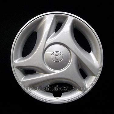 Fits 2000-2006 Toyota Tundra Genuine OEM Hubcap Professionally Reconditioned Like-New 16-inch Factory Replacement Wheel Cover 61108