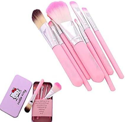 Brochas de Maquillaje, Brochas de Maquillaje Professional, set Brochas Maquillaje, Maquillaje Piezas multiples Cerdas de Fibra Sintética Suave: Amazon.es: Belleza