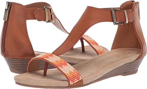 Kenneth Cole REACTION Women's Great Mate Toffee Synthetic 9.5 M US
